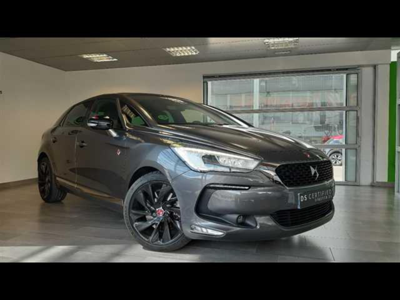 Ds DS 5 BlueHDi 133kW (180CV) EAT6 Perf. Line