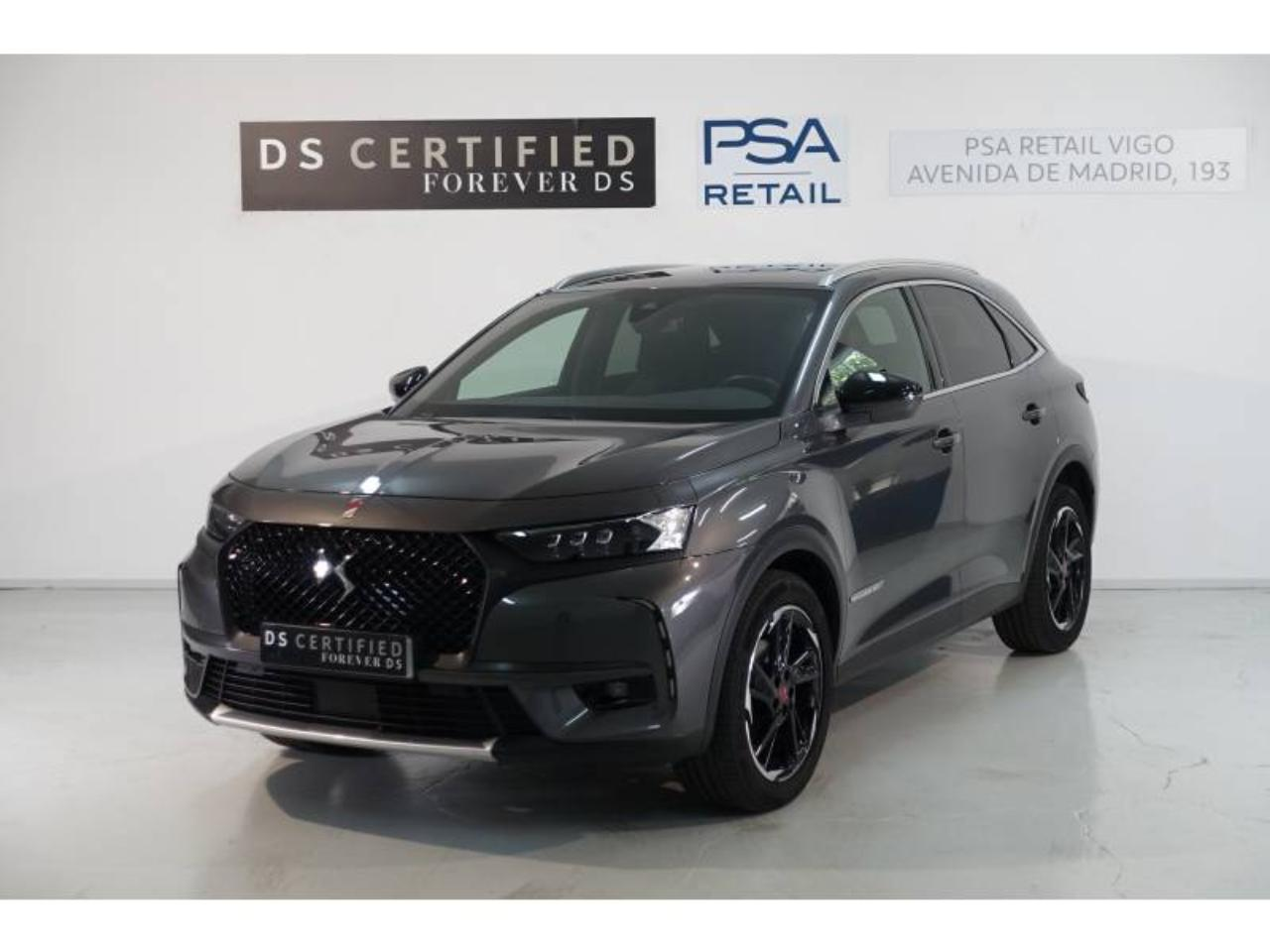 Ds DS 7 Crossback BlueHDi 132kW (180CV) Auto. PERF.LINE Performance
