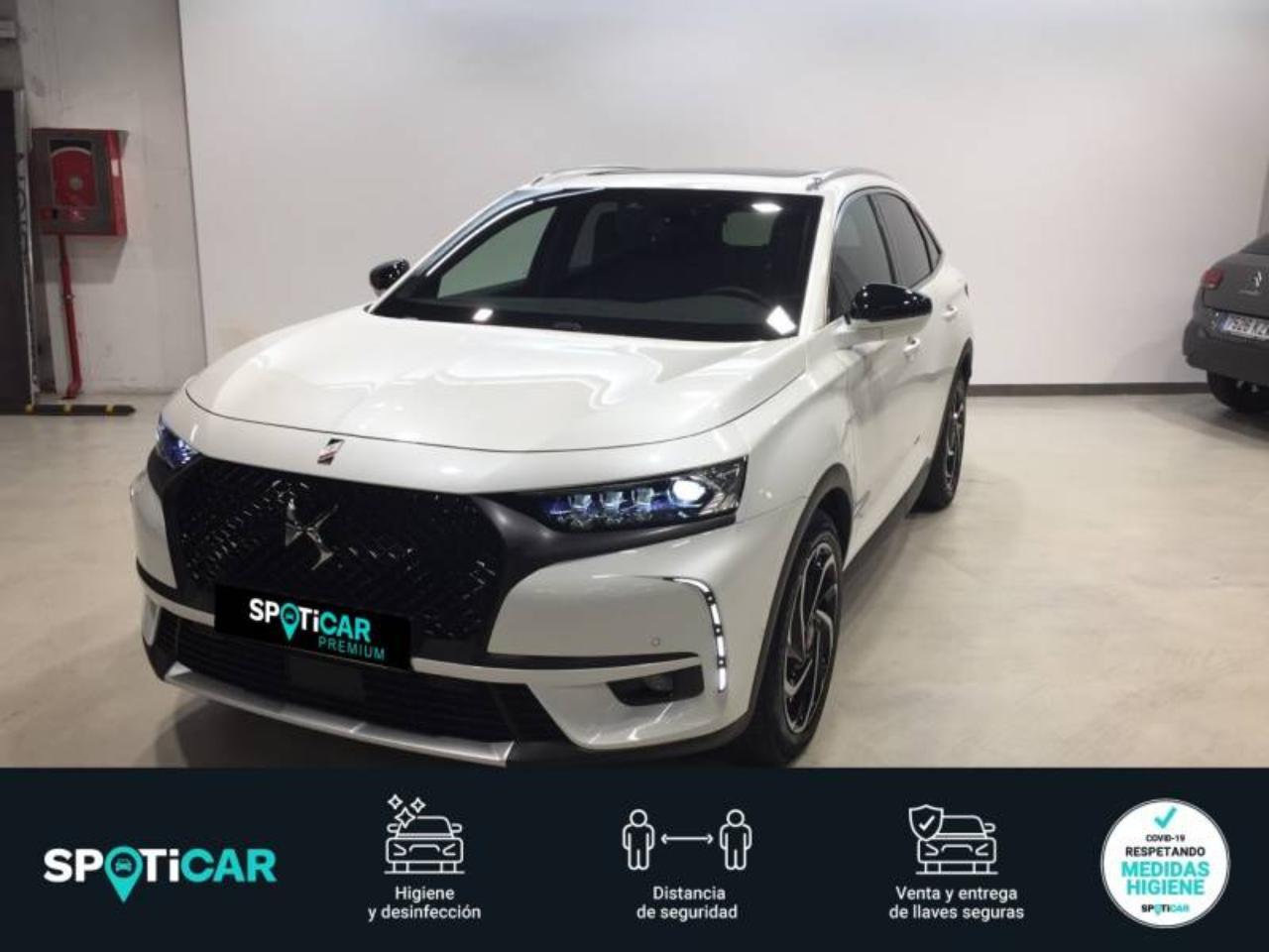 Ds DS 7 Crossback 1.6 PERFORMANCE LINE Auto 4WD Performance Line
