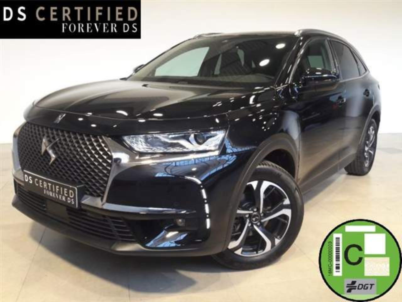 Ds DS 7 Crossback PureTech kW (130CV) man. SO CHIC