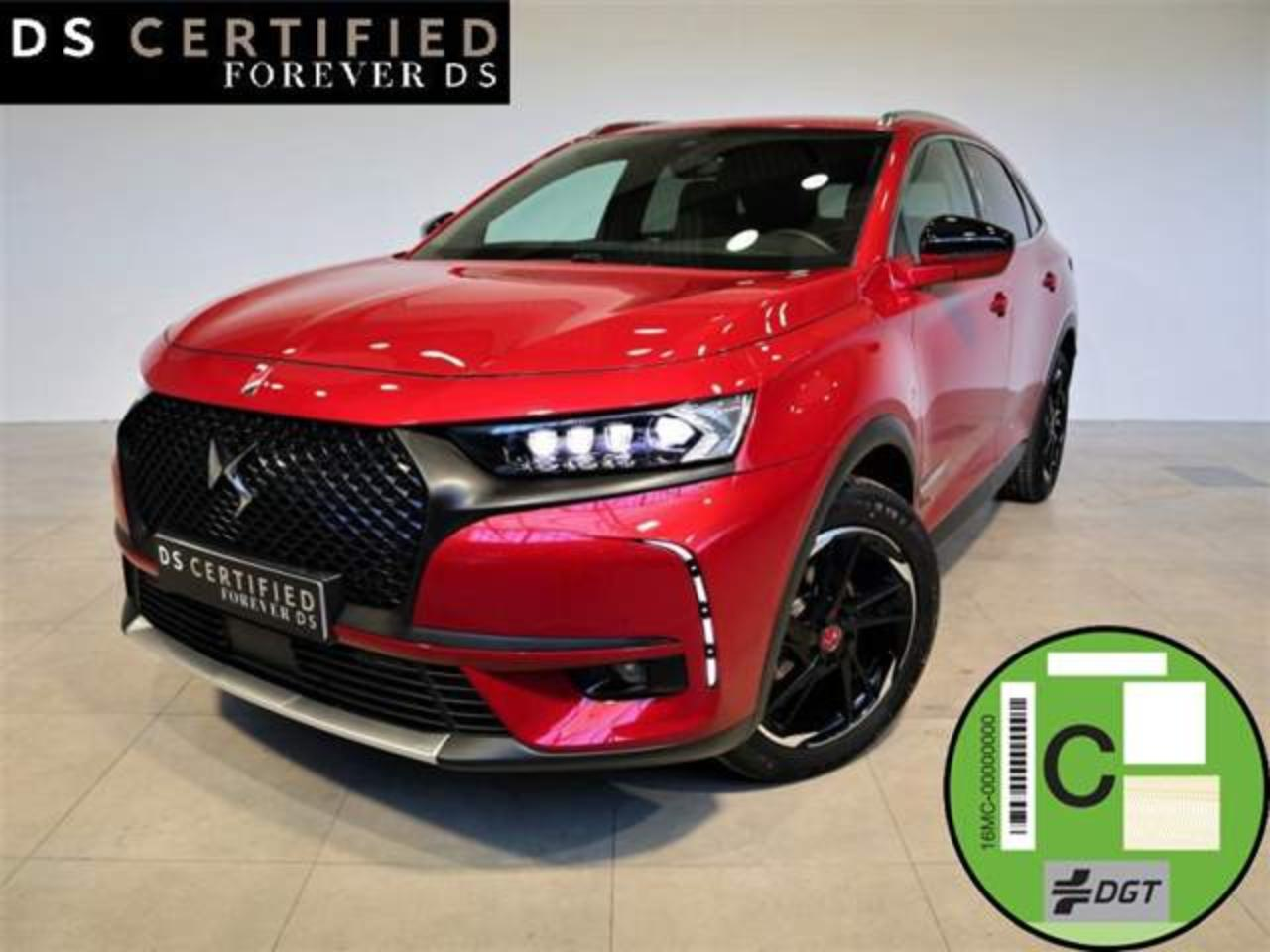 Ds DS 7 Crossback BlueHDi