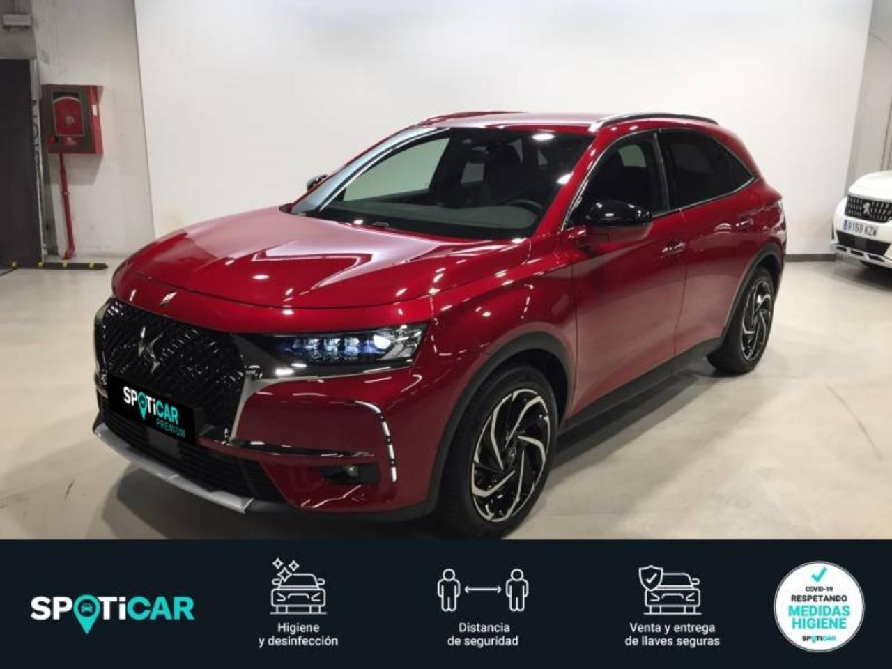 Ds DS 7 Crossback 1.6 E-Tense 300 GRAND CHIC Auto 4WD Grand Chic