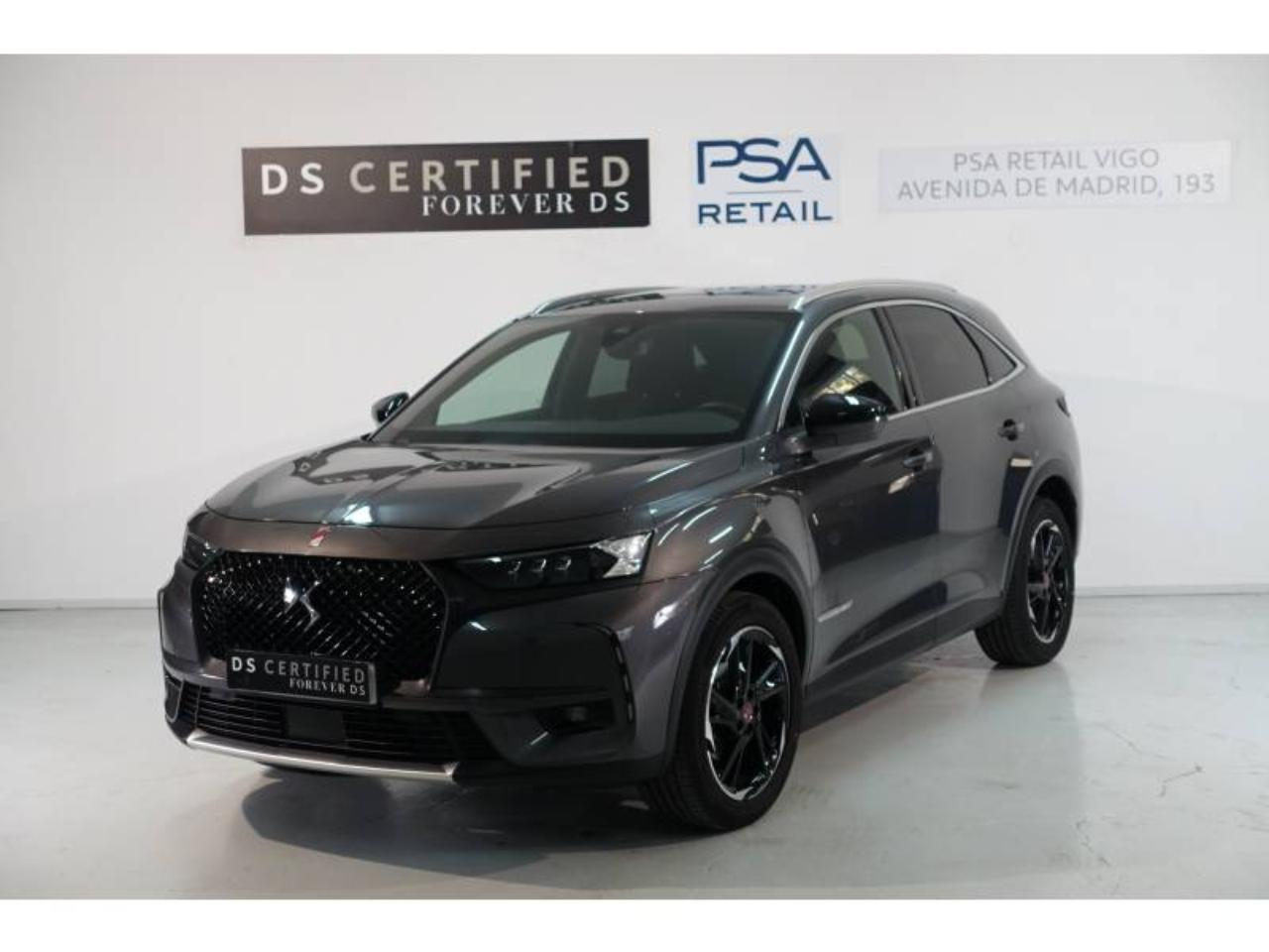 Ds DS 7 Crossback BlueHDi 96kW (130CV) PERFORMANCE LINE Performance