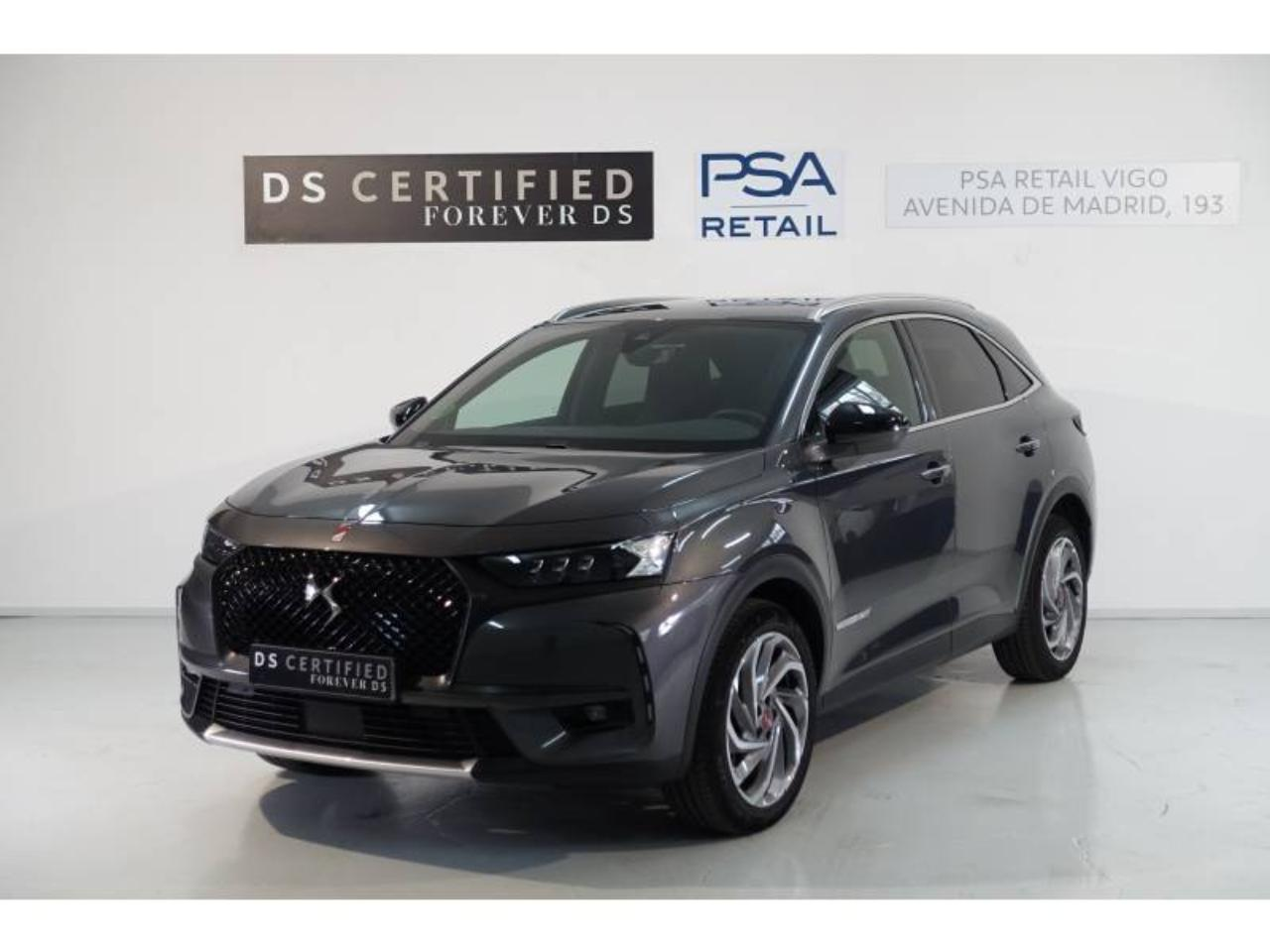 Ds DS 7 Crossback BlueHDi DE 96kW (130CV) AT. PERF.LINE Performance