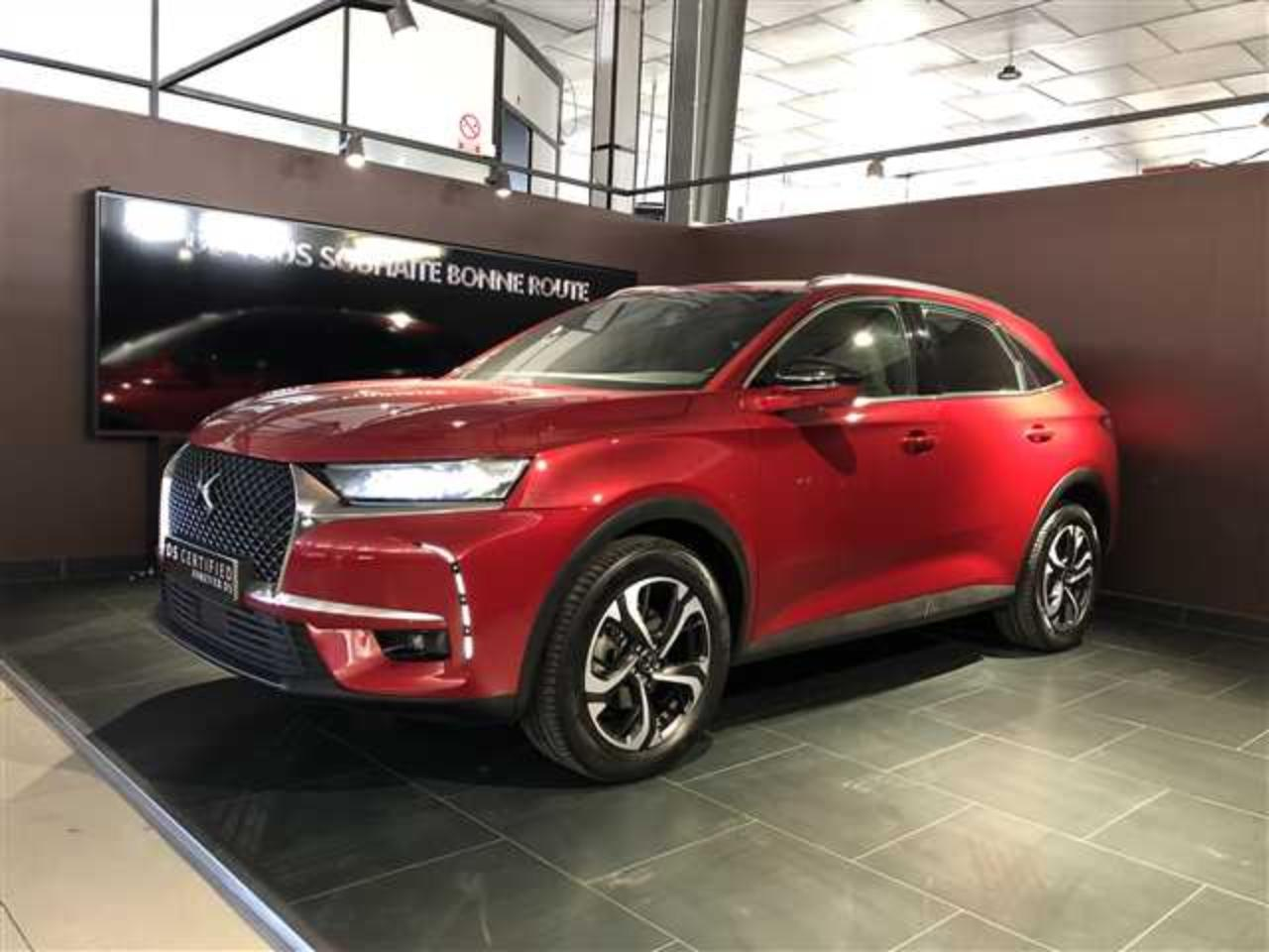 Ds DS 7 Crossback BlueHDi 96kW (130CV) SO CHIC