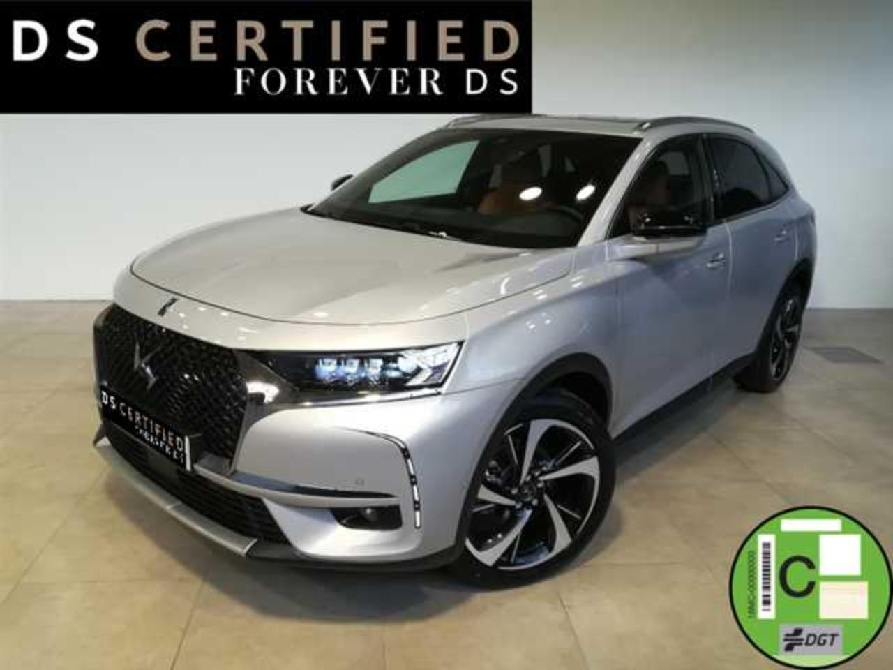 Ds DS 7 Crossback BlueHDi 132kW (180CV) Auto. GRAND CHIC