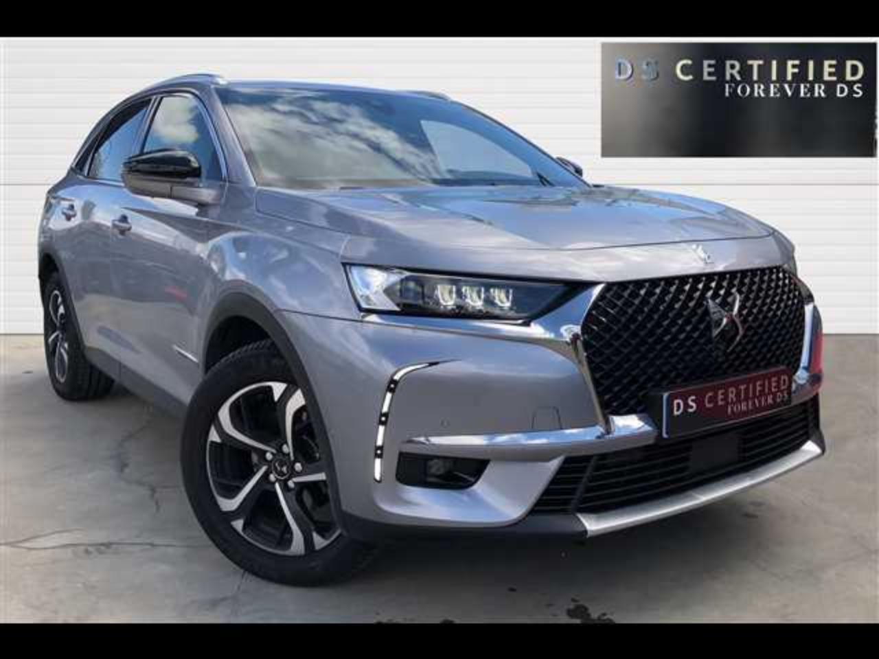 Ds DS 7 Crossback PureTech 132kW (180CV) Auto. GRAND CHIC