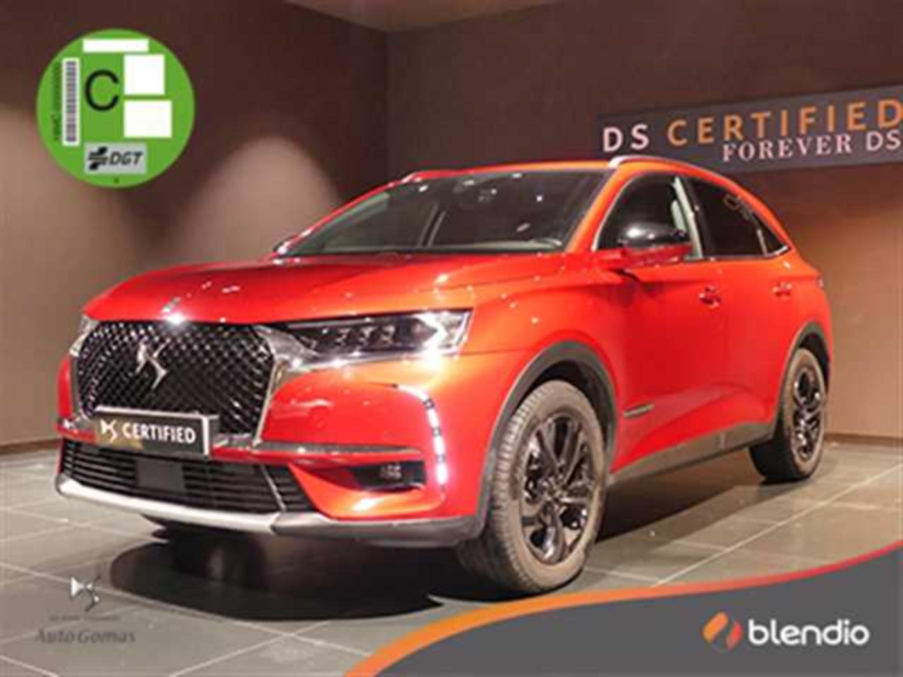 Ds DS 7 Crossback BlueHDi 132kW (180CV) Auto. SO CHIC
