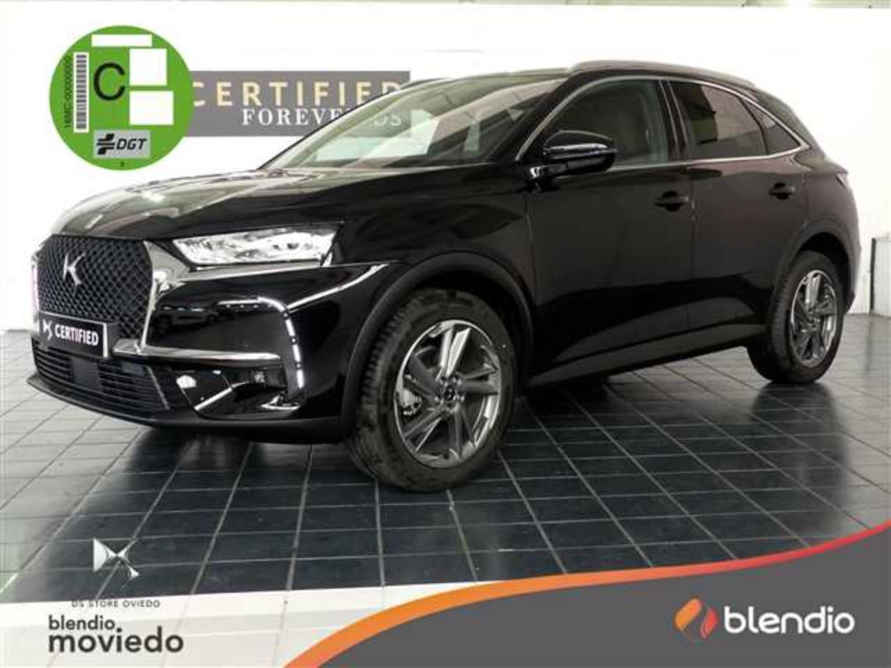 Ds DS 7 Crossback BlueHDi 96kW (130CV) BE CHIC