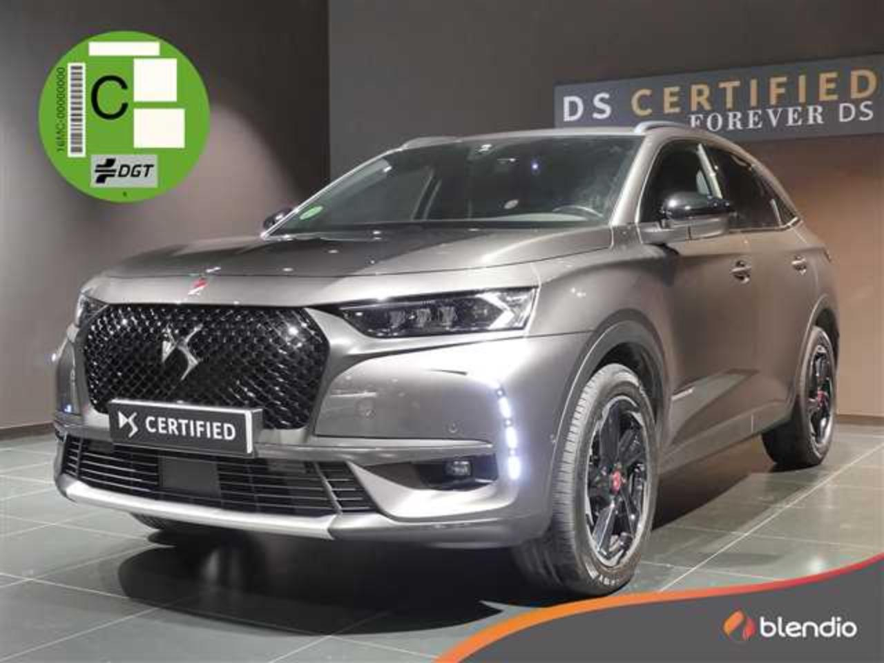 Ds DS 7 Crossback BlueHDi 96kW (130CV) Auto. PERF.LINE