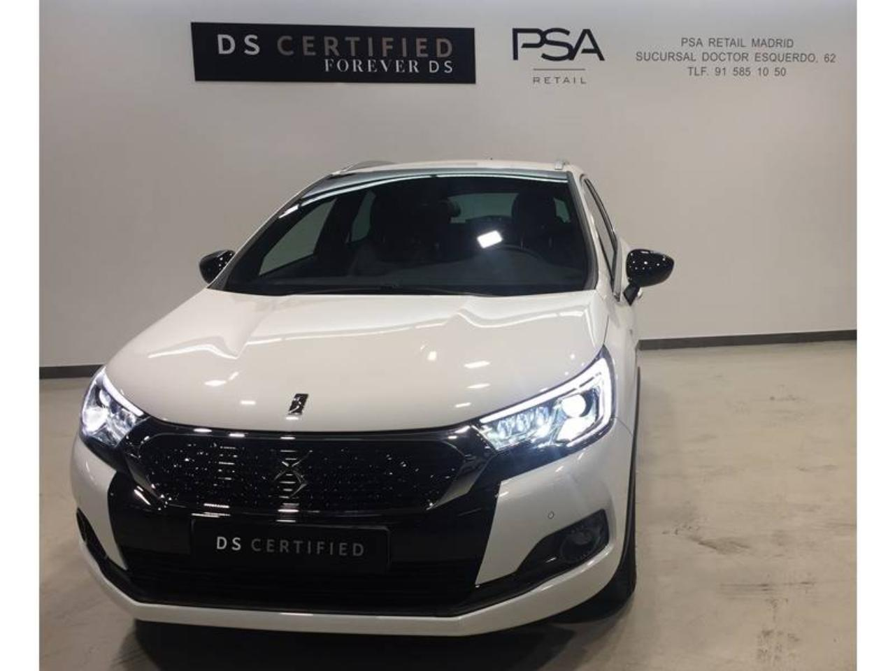 Ds DS 4 Crossback DS4 CROSSBACK 1.6 BlueHDi 88kW  Connected Chic