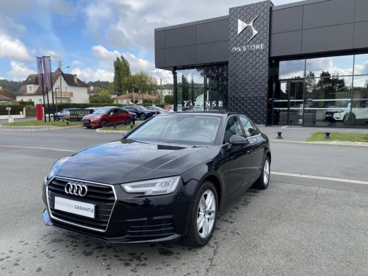 Audi A4 1.4 TFSI 150ch Edition S tronic 7