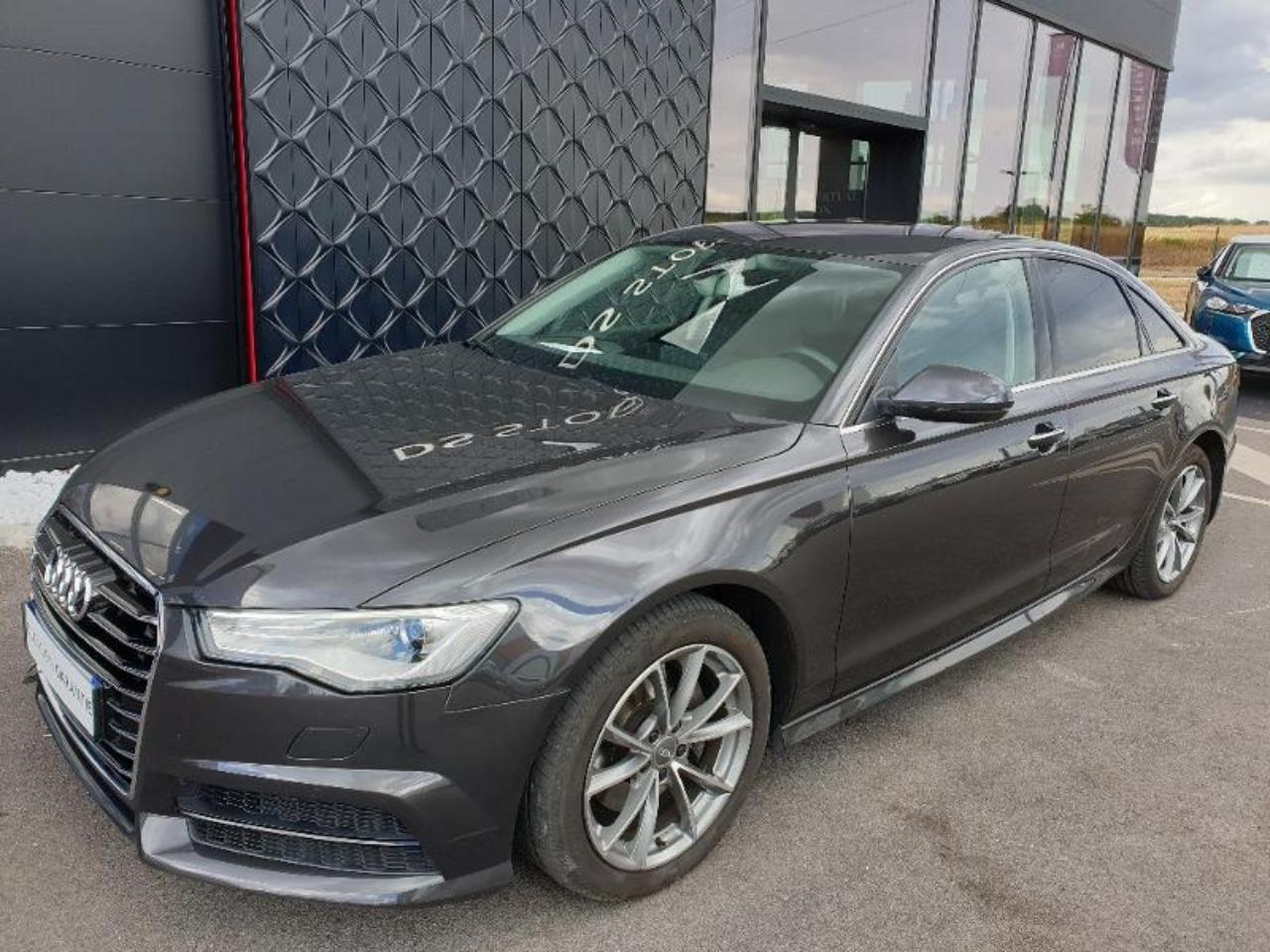 Audi A6 2.0 TDI 190ch ultra Ambiente S tronic 7