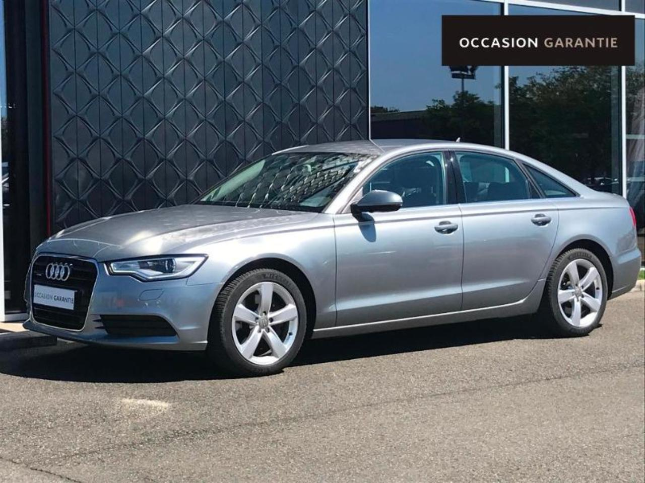 Audi A6 3.0 V6 TDI 245ch Business line quattro S tronic 7