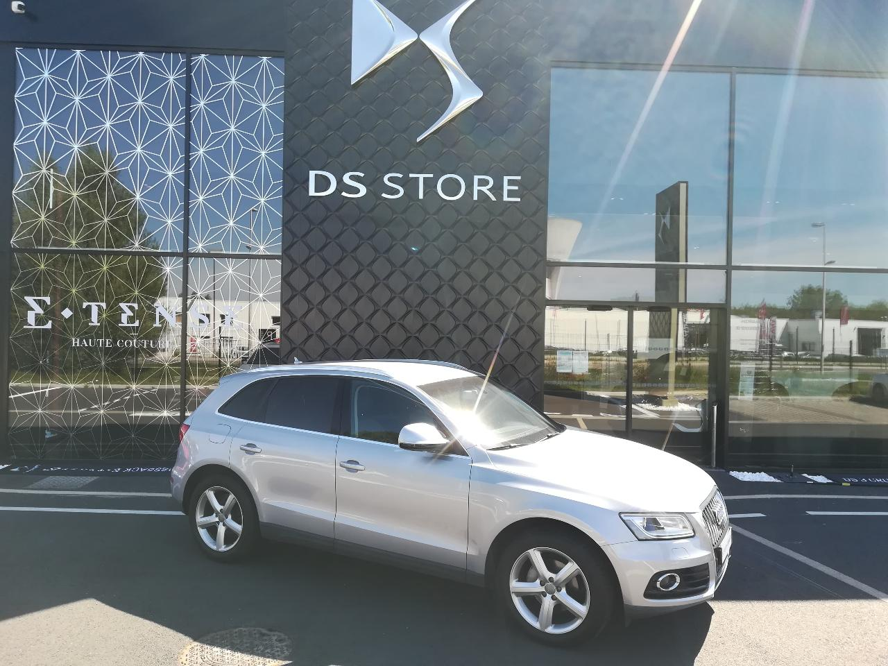 Audi Q5 2.0 TDI 150 AMBITION LUXE