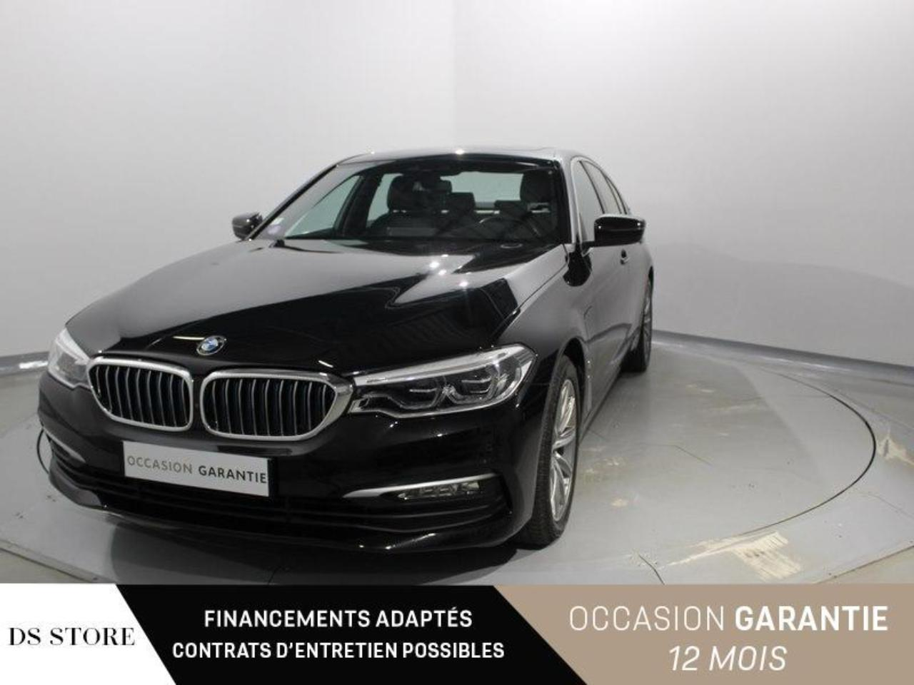 Bmw Serie 5 30eA iPerformance 252ch Luxury Steptronic