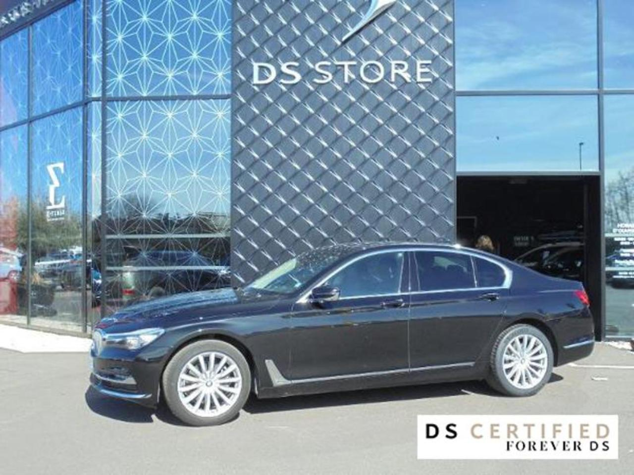 Bmw Serie 7 30dA 265ch Exclusive