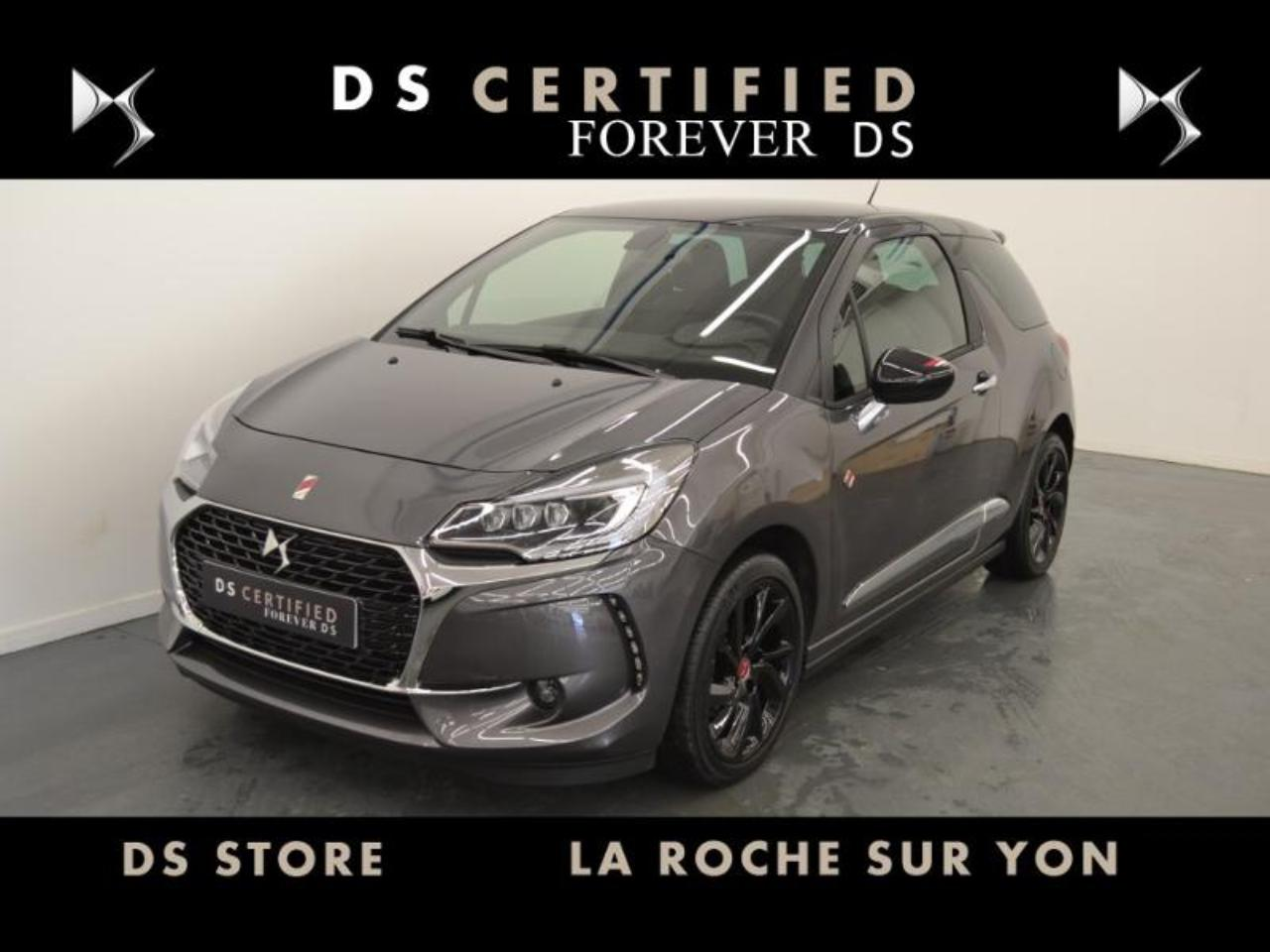 Ds DS 3 PureTech 110ch Performance Line Automatique