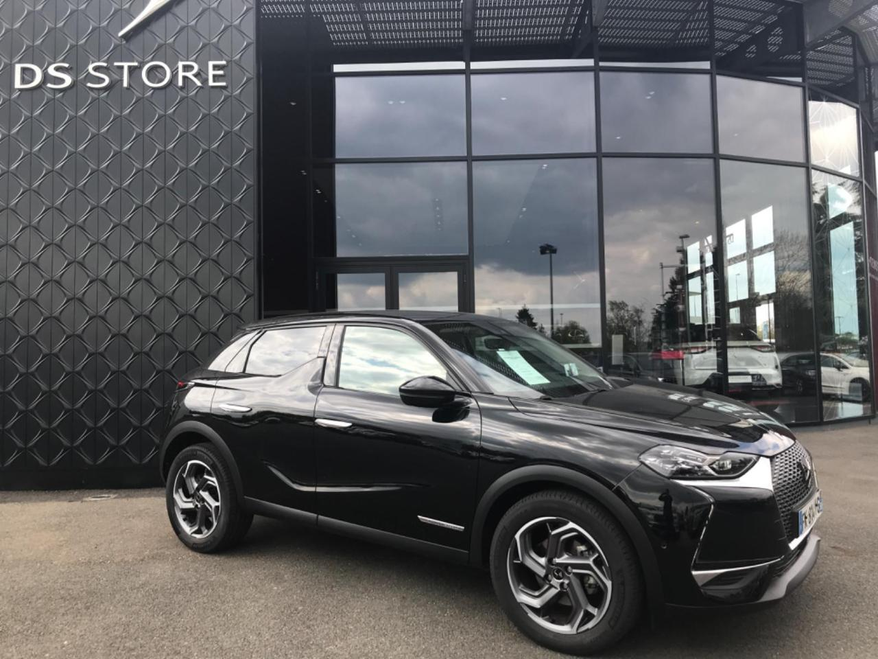 Ds DS 3 CROSSBACK 130 EAT8 GD CHIC