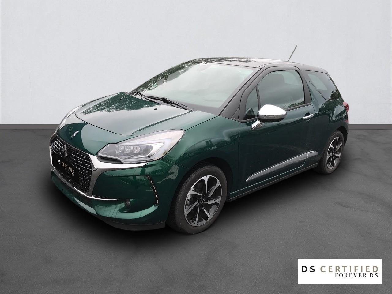 Ds DS 3 PureTech 110ch Connected Chic Automatique