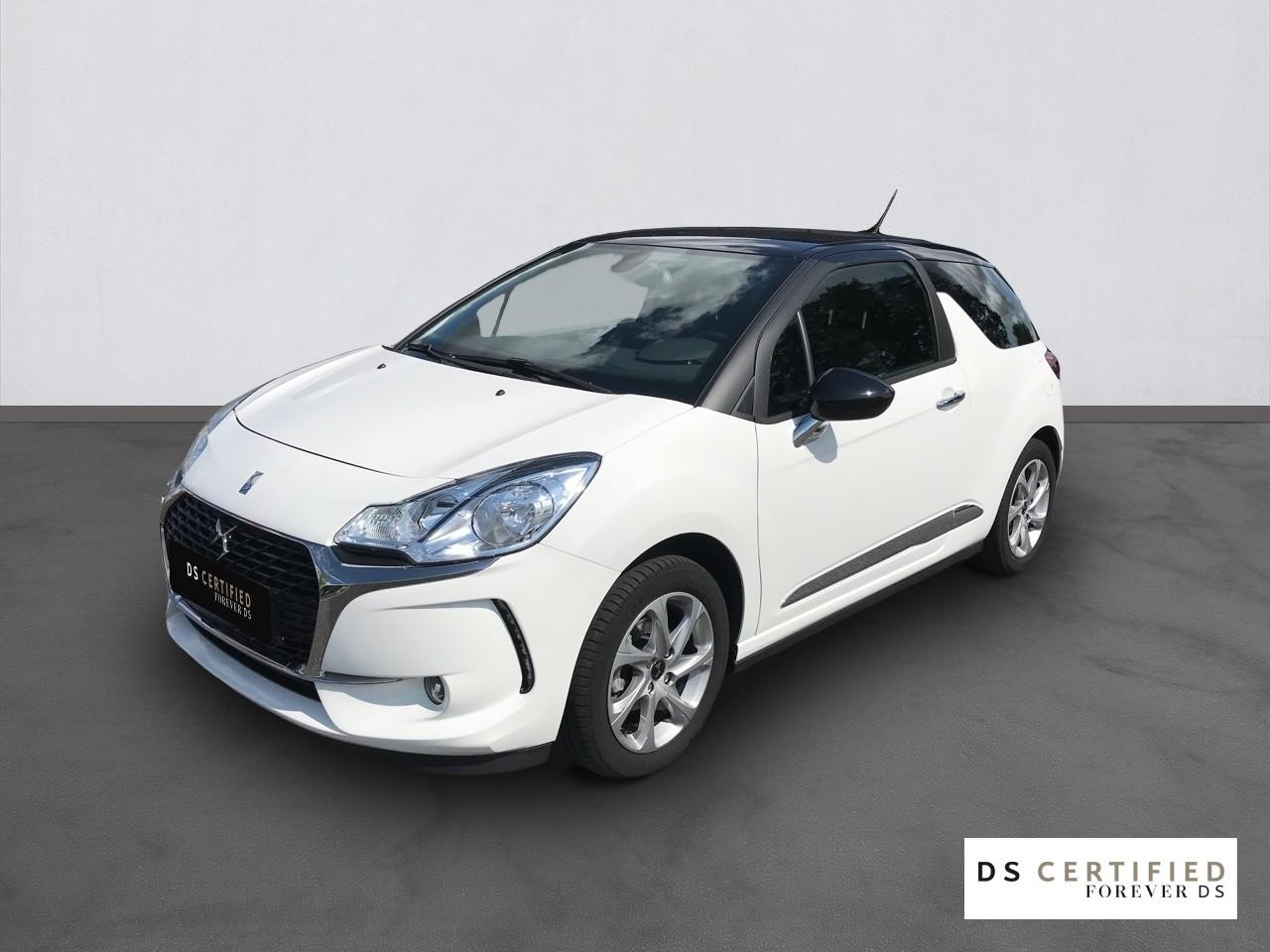 Ds DS 3 PureTech 82ch So Chic
