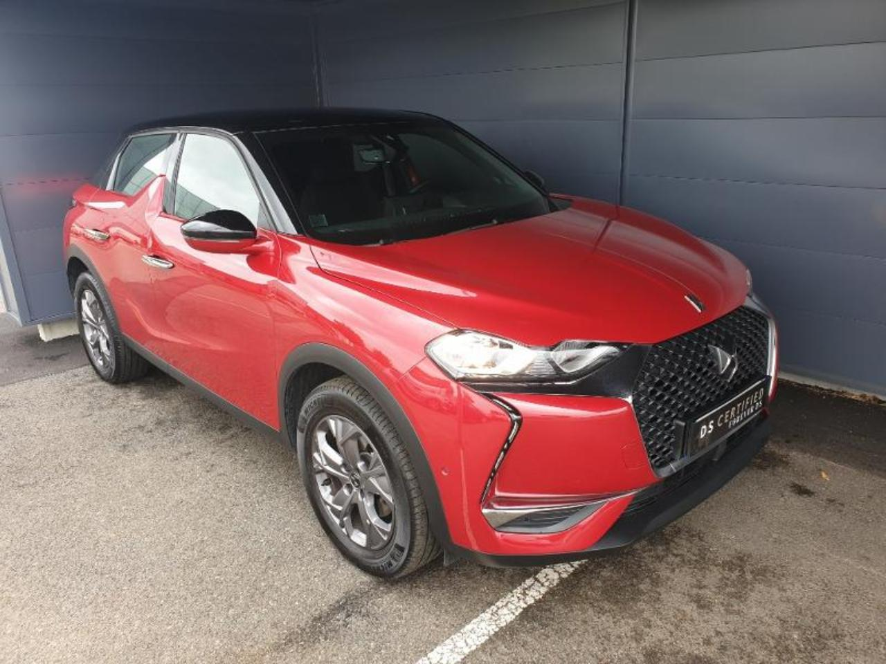 Ds DS 3 Crossback BlueHDi 130 Chic EAT8