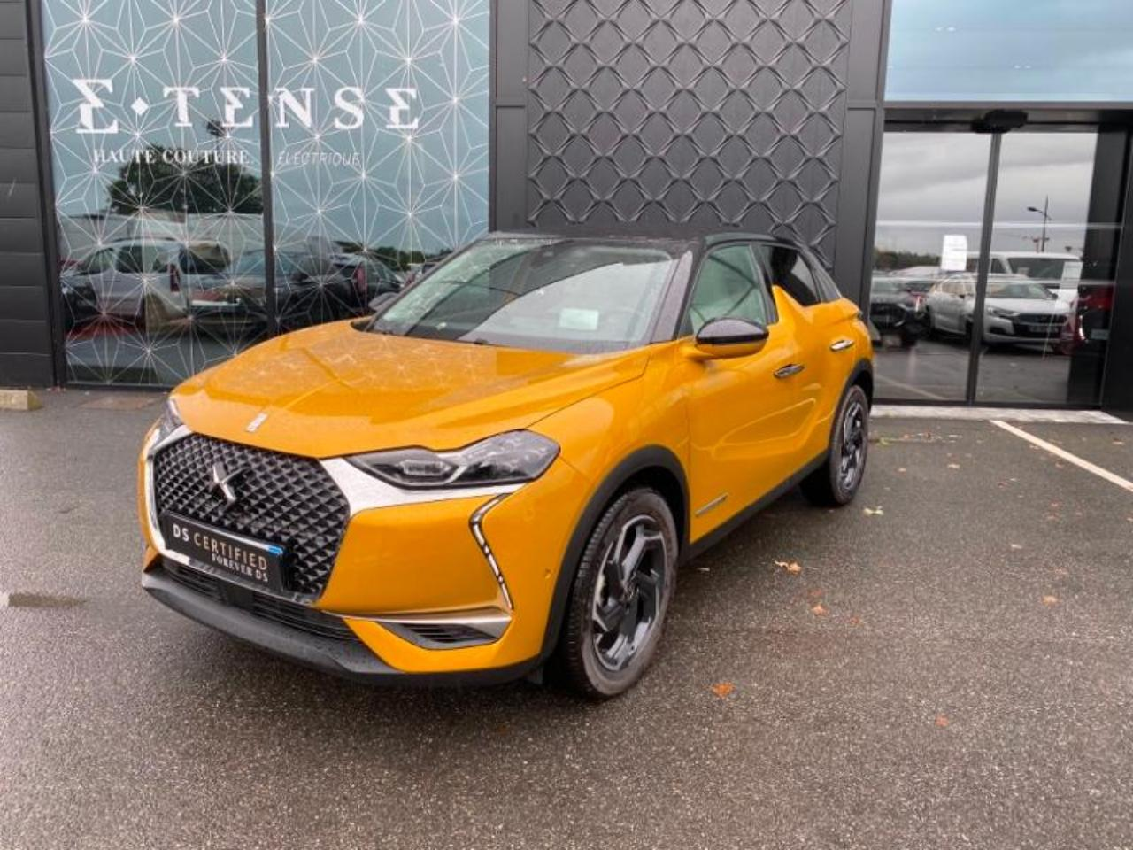 Ds DS 3 Crossback 155 Grand Chic EAT8 + OPTIONS