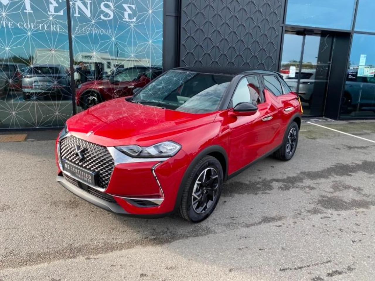 Ds DS 3 Crossback BlueHDi 100 Chic + OPTIONS