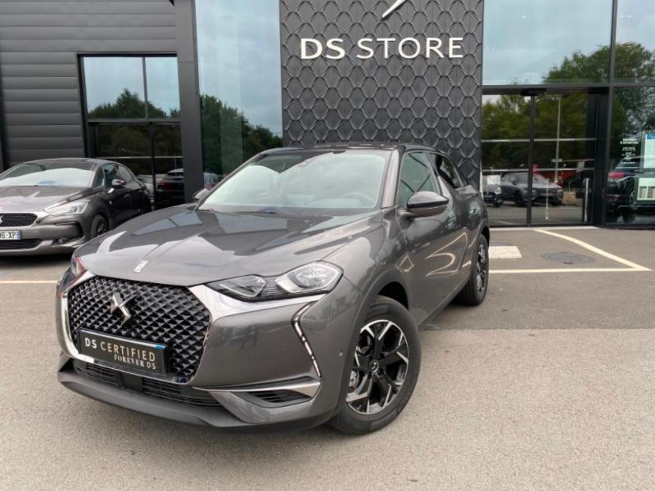 """Ds DS 3 Crossback PureTech 100 Chic """" Neuf """" Options"""