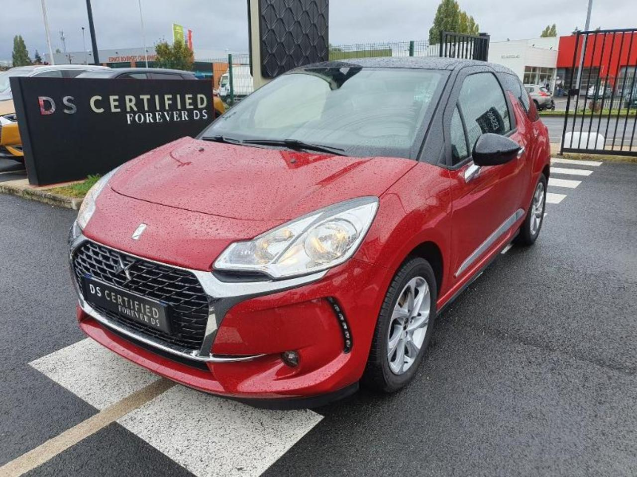 Ds DS 3 PureTech 110ch So Chic S&S