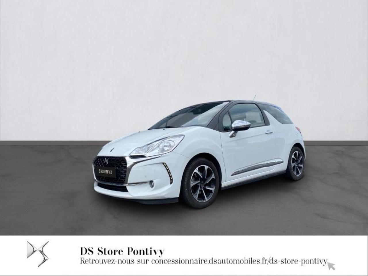Ds DS 3 BlueHDi 100ch Connected Chic S&S