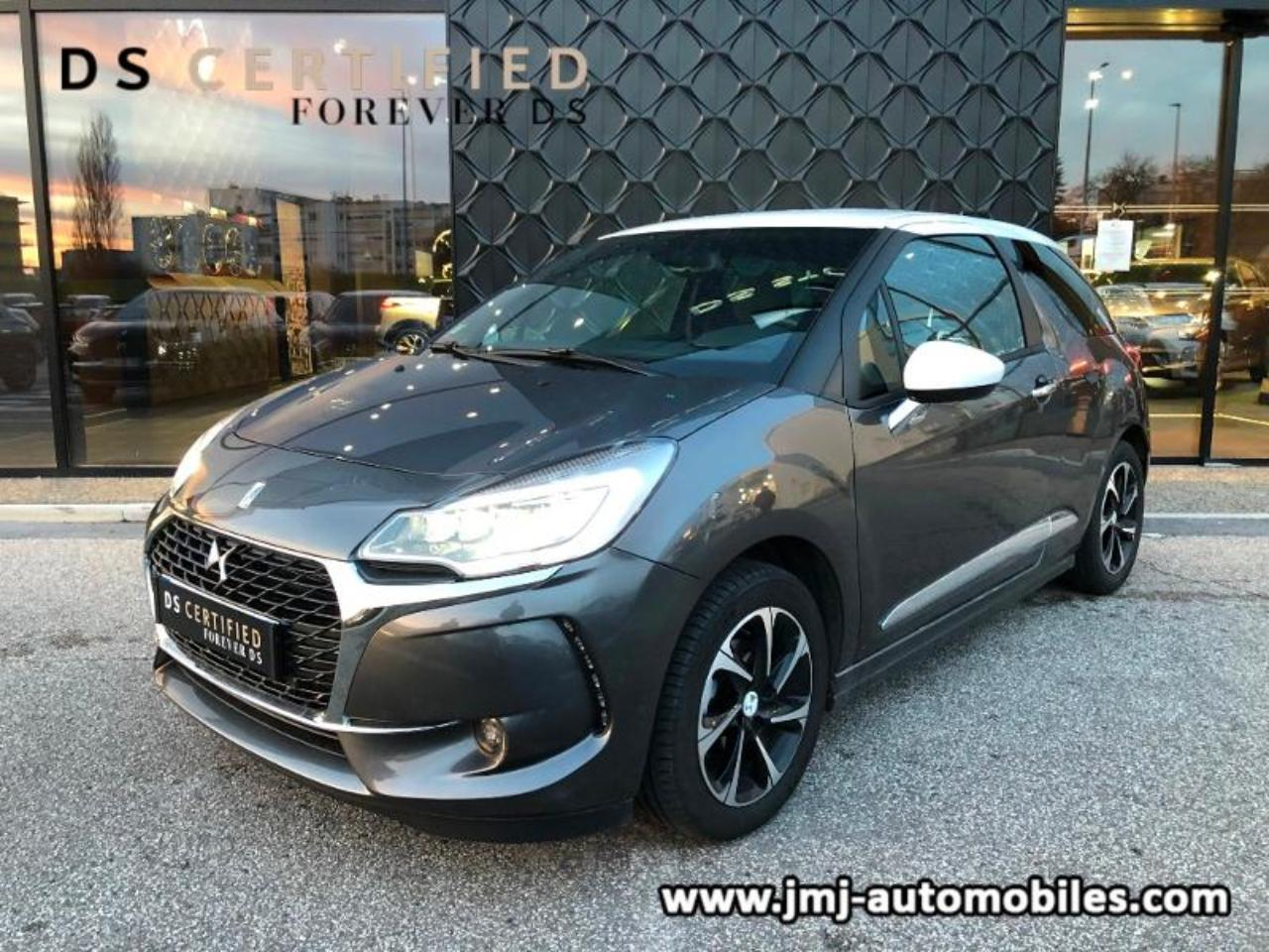 Ds DS 3 PureTech 110 Automatique So Chic