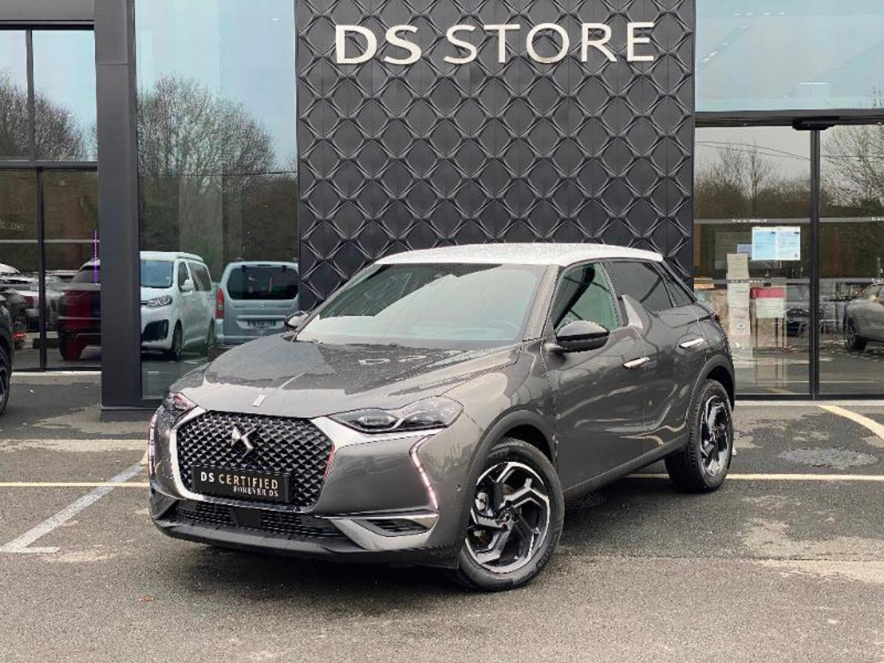 Ds DS 3 Crossback BlueHDi 100 Grand Chic