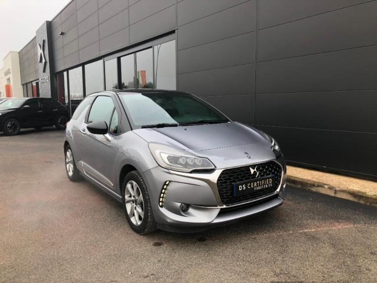 Ds DS 3 PureTech 110ch So Chic Automatique