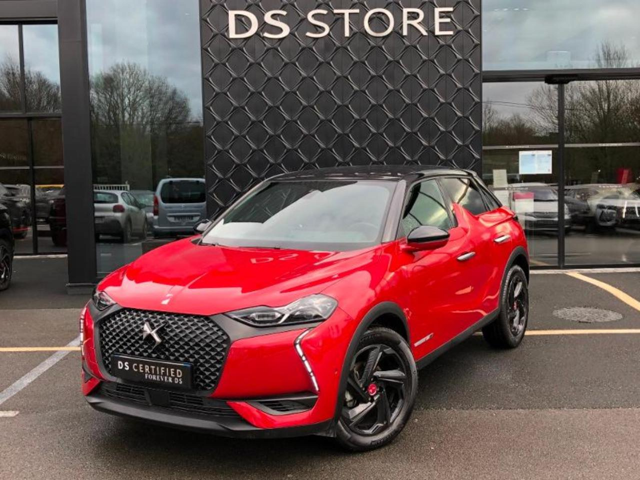 Ds DS 3 Crossback BlueHDi 100 Perfo Line GPS