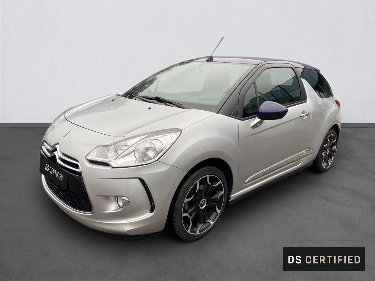 Ds DS 3 Cabrio DS 3 CABRIOLET PureTech 82ch So Chic