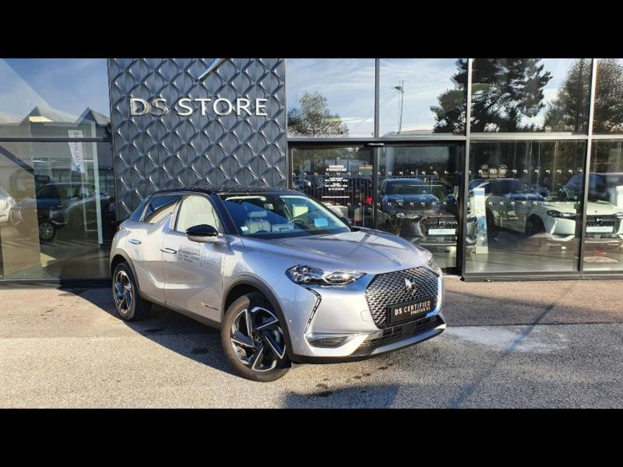 Ds DS 3 Crossback BlueHDi 130ch Grand Chic Automatique 100g