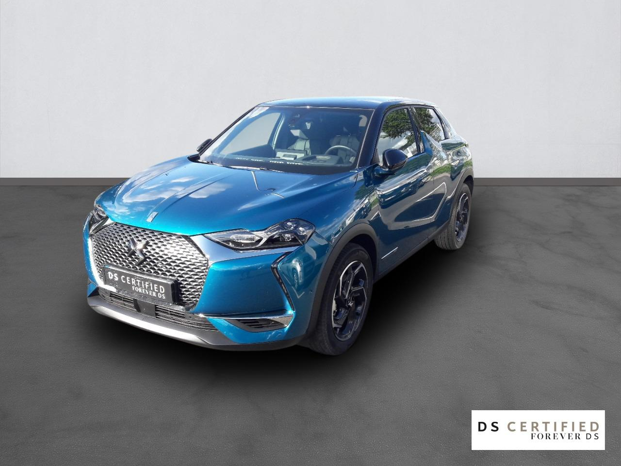 Ds DS 3 Crossback PureTech 130ch Grand Chic Automatique