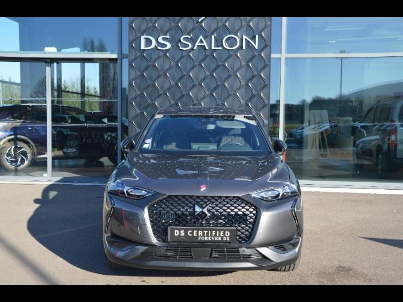 Ds DS 3 Crossback PureTech 100ch Performance Line +
