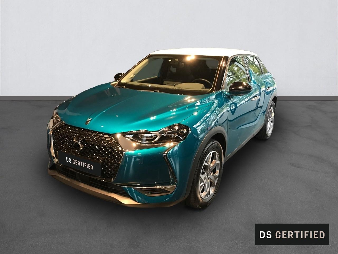 Ds DS 3 Crossback PureTech 100ch Business
