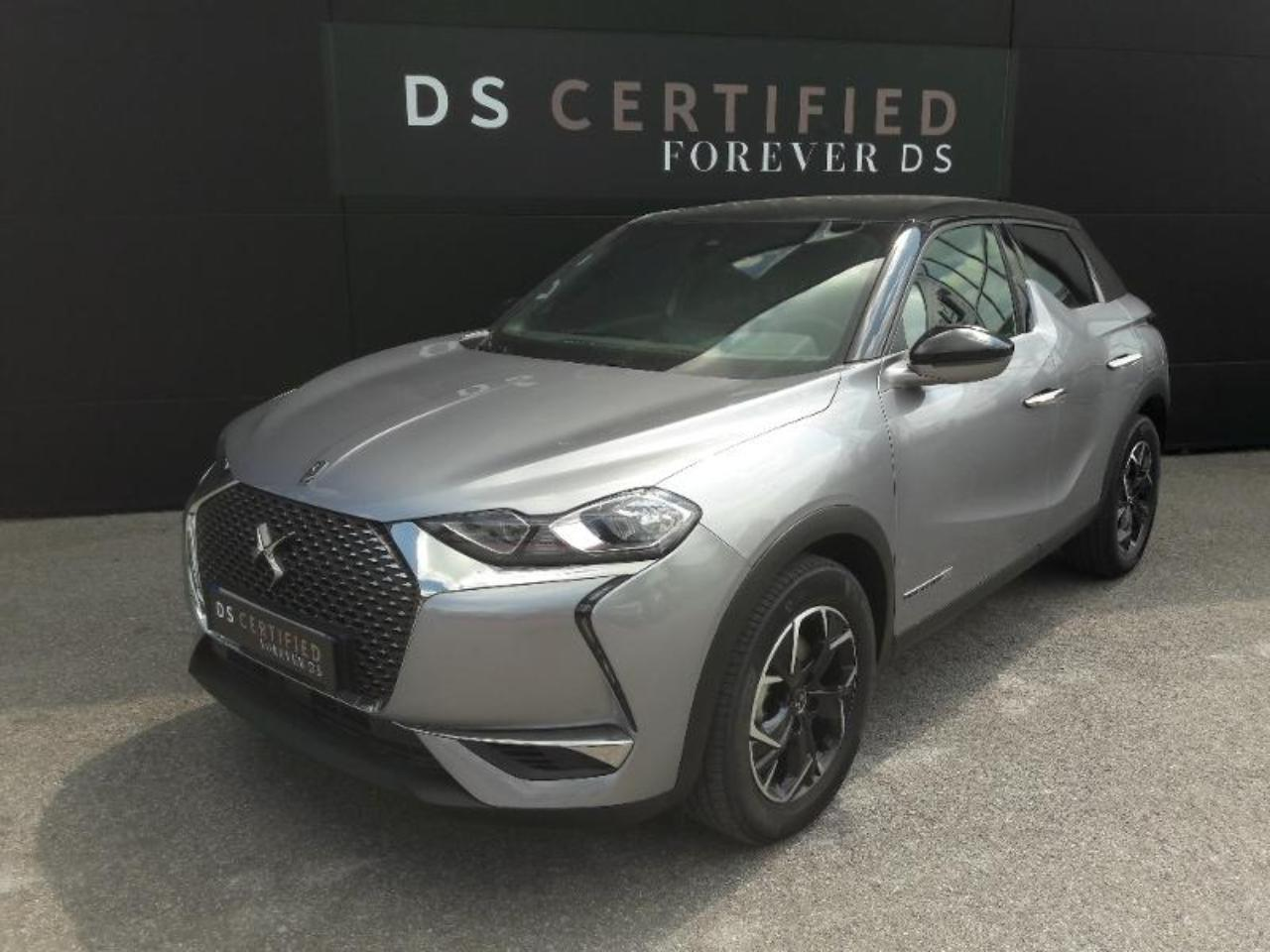 Ds DS 3 Crossback PureTech 130ch So Chic Automatique