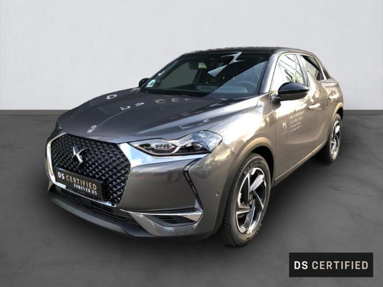 Ds DS 3 Crossback PureTech 155ch Grand Chic Automatique 115g