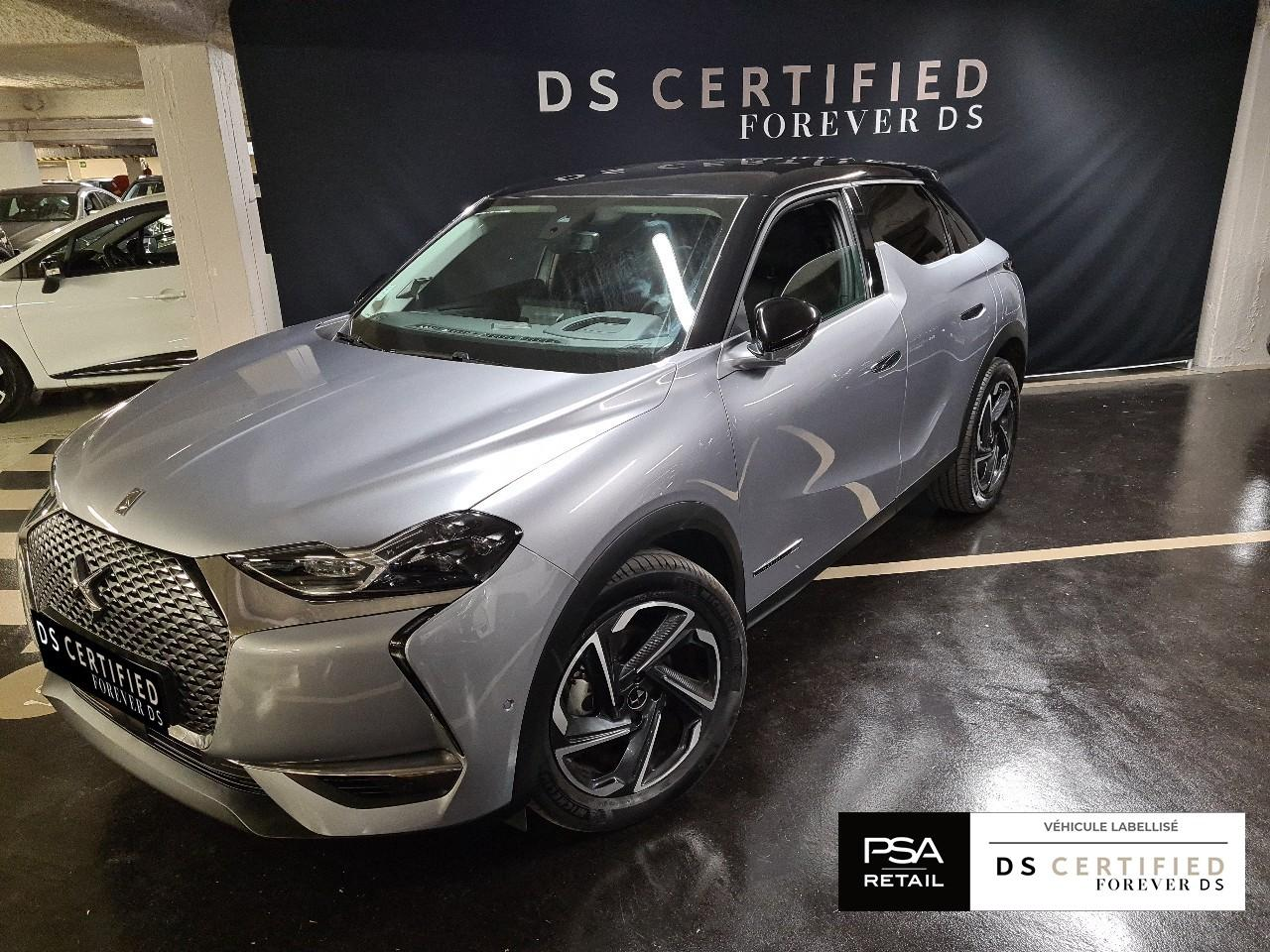 Ds DS 3 Crossback 3 Crossback BlueHDi 130 S&S BVA8 Grand Chic