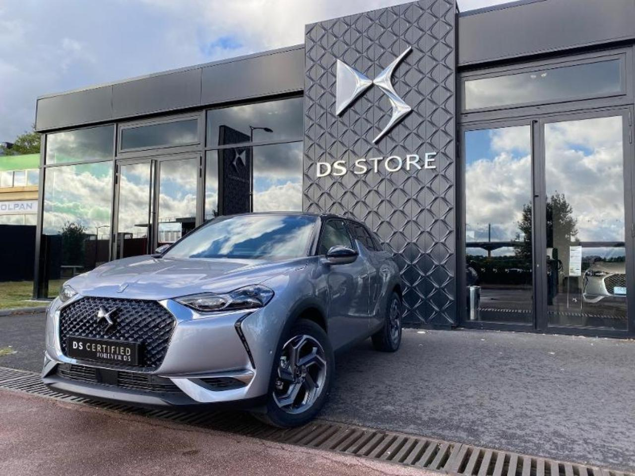 Ds DS 3 Crossback PureTech 155ch Grand Chic Automatique 114g