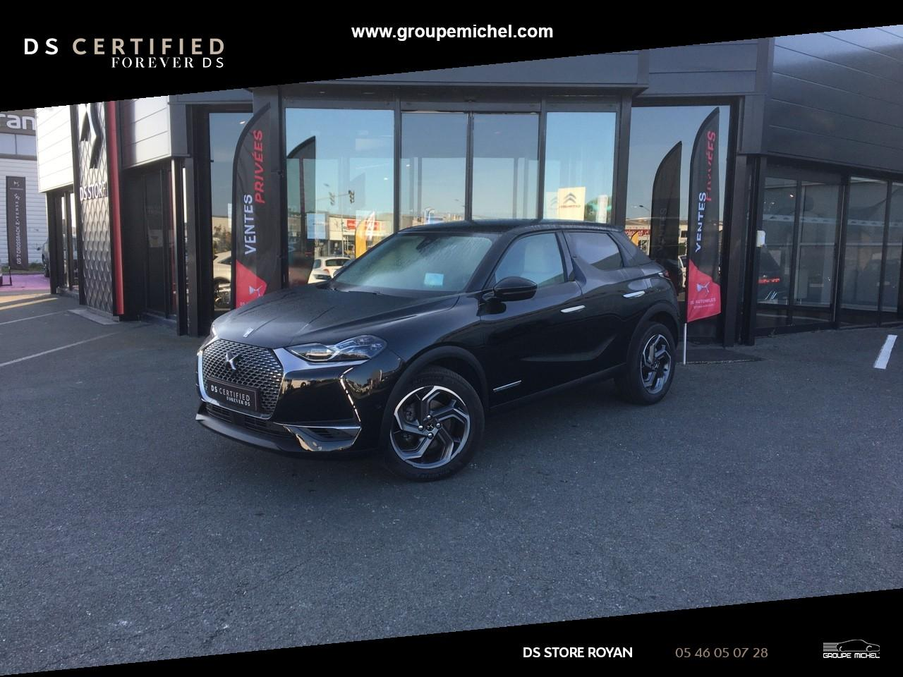 Ds DS 3 Crossback PureTech 130 EAT8 Grand Chic