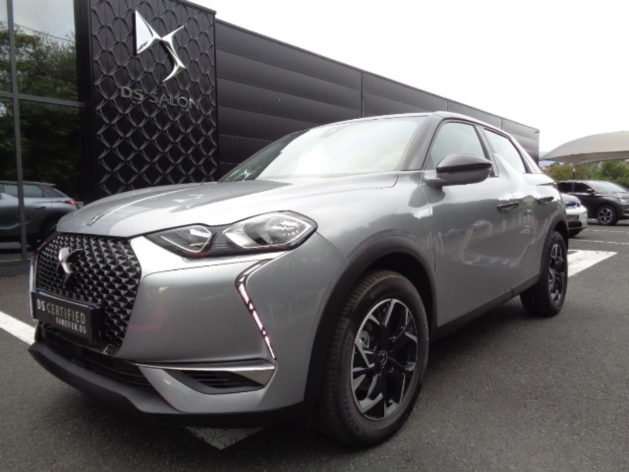 Ds DS 3 Crossback 1.2 PURETECH 100 MANUAL CHIC