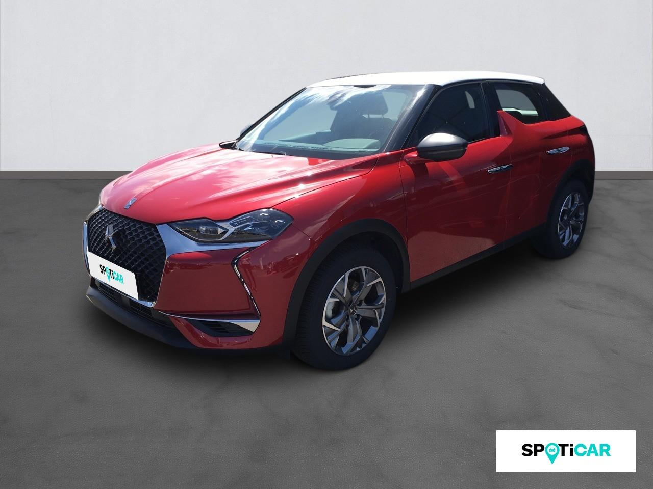 Ds DS 3 Crossback PureTech 155ch So Chic Automatique 115g