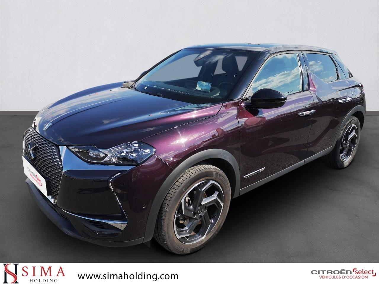 Ds DS 3 Crossback PureTech 100ch Grand Chic 105g