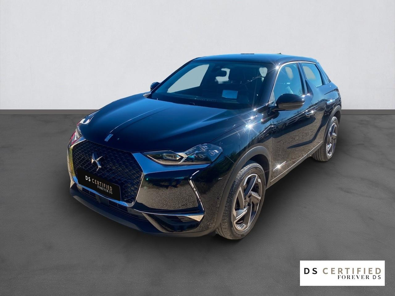 Ds DS 3 Crossback PureTech 155ch So Chic Automatique 123g