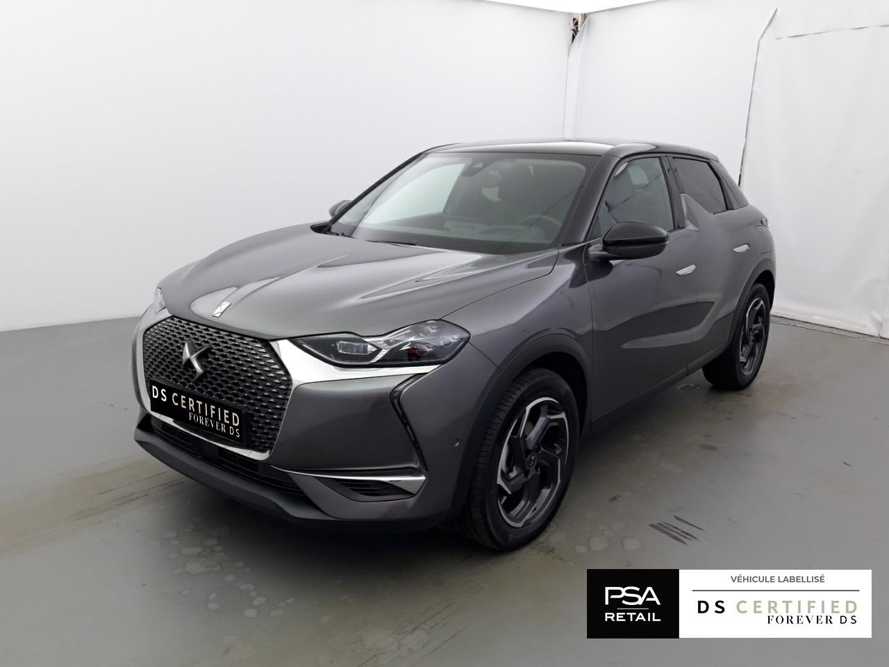 Ds DS 3 Crossback 3 Crossback PureTech 100 S&S BVM6 Grand Chic